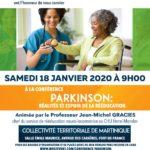 Conference Grand Public : la Maladie de Parkinson